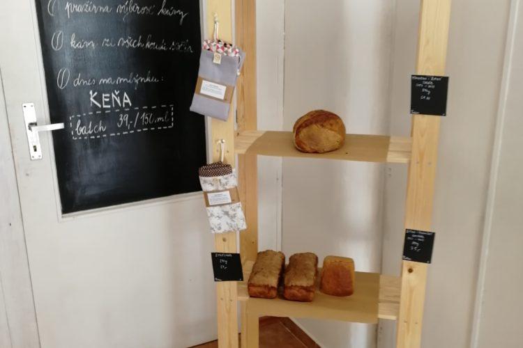 Chlebovky Bagydesign v Bistro za rohem v Kutné Hoře