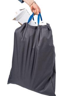 Bagydesign pytel na koš na tříděný odpad na papír 60 litrů